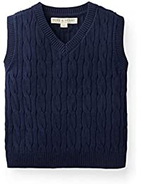Boys' V-Neck Sweater Vest