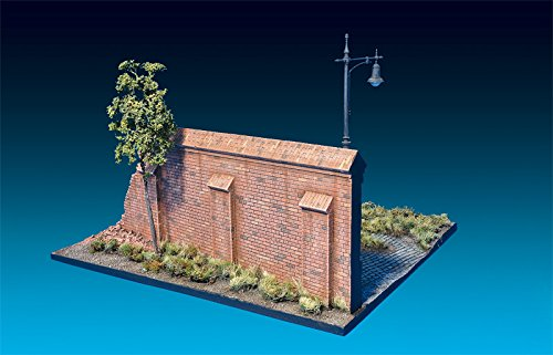 MiniArt 1:35 Scale Diorama with Brick Wall Plastic Model Kit by MiniArt (Image #2)