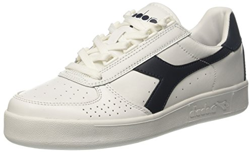 White Men's Multicolored Elite Diadora Shoe Court B UngMMqY