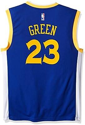 379b9fbf6cc NBA Golden State Warriors Draymond Green  23 Men s Replica Road Jersey