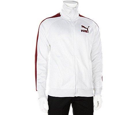 Mens Vintage Track Jacket - Puma T7 Vintage Track Jacket