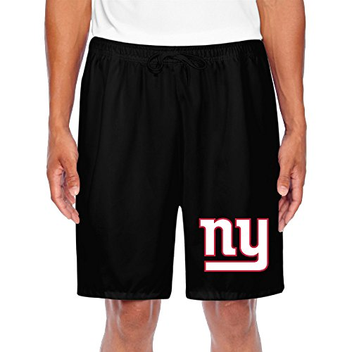 CGH Seven NY Giant Men's Work Out Pants with Pocket Size3X Black