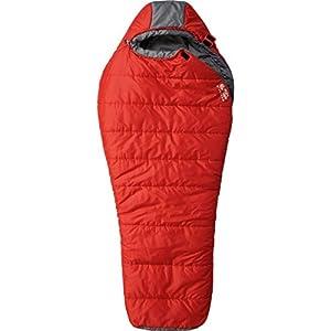 Mountain Hardwear Bozeman Torch 0F/-17C Sleeping Bag - Flame Left Handed Regular