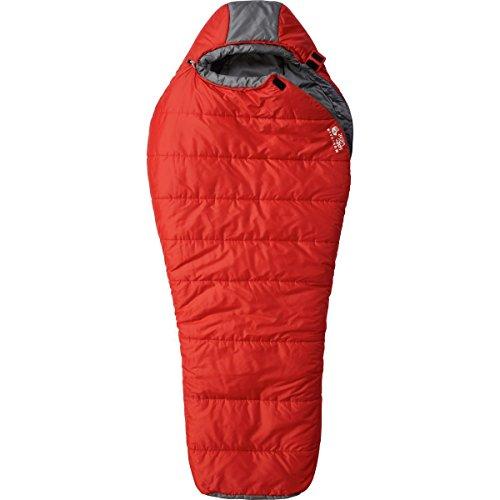 (Mountain Hardwear Bozeman Torch 0F/-17C Sleeping Bag - Flame Left Handed Long )