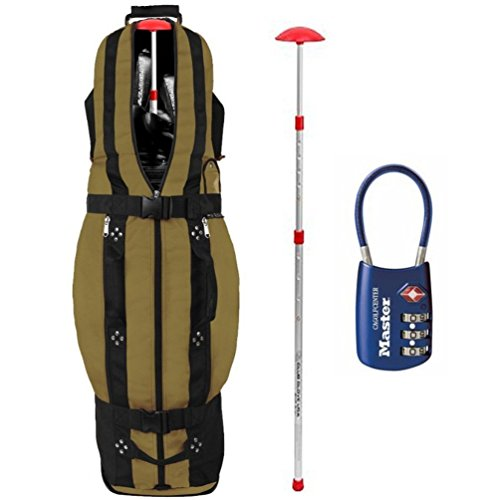 Golf Bag Khaki - 3