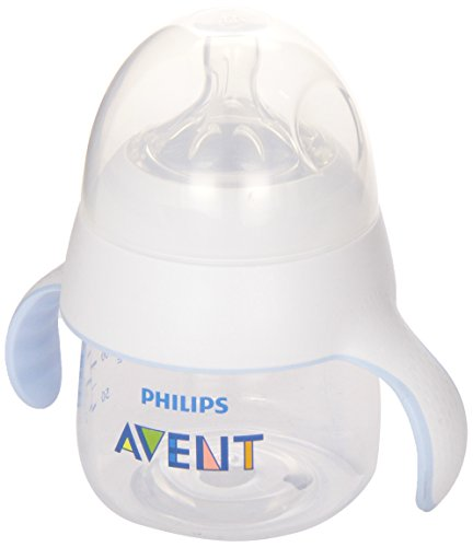 Philips Avent My Natural Trainer Cup, Clear, 5 Ounce, Stage 1