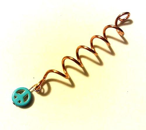 dread coil beads - 7