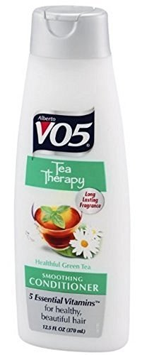 Alberto VO5 Tea Therapy Healthful Green Tea Smoothing Conditioner for Unisex, 12.5 Ounce (Therapy Green Tea)