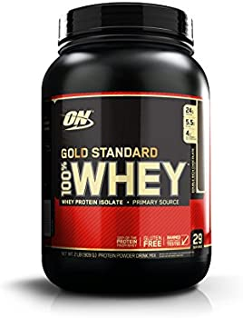 Optimum Nutrition 100% Whey Protein Powder Double Rich Chocolate