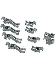 KG-Part Vaatwasser Tine Rij Pivot Clip 00632372 voor Bosch, Siemens