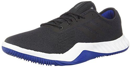 adidas Men's Crazytrain LT M Training Shoe (Carbon/Core Black/Collegiate Royal, 9 D(M) (Collegiate Royal Footwear)