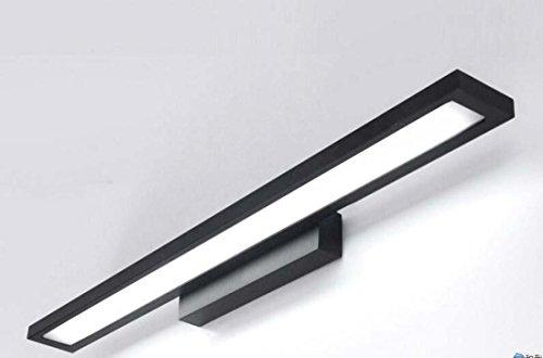 GAOYUN Lámpara de Pared LED, lámpara de Pared Impermeable de Aluminio, luz de la Pared del baño de la luz Delantera del...