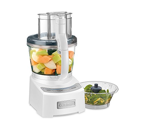 Cuisinart FP-12BCN Elite Collection Food Processor, Brushed Chrome