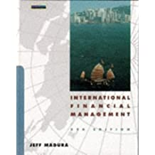 International Financial Management by Jeff Madura (1997-08-19)