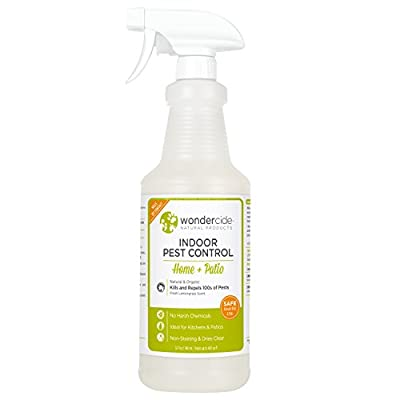 Wondercide Natural Indoor Pest Control Home and Patio Spray