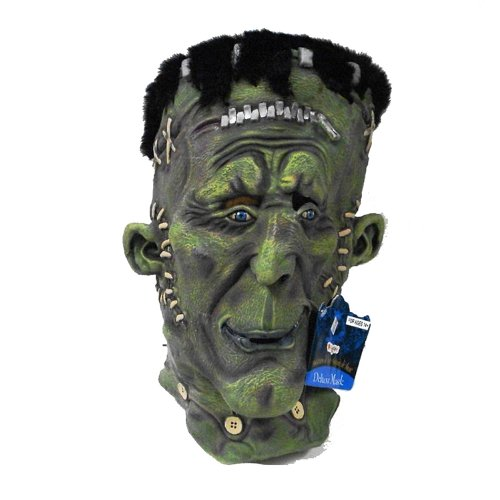Transylmaniac Adult Latex Mask -