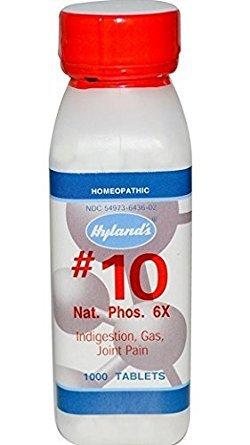 - Hyland Cell Salt 6x Natrum Phos (1000 tablets)