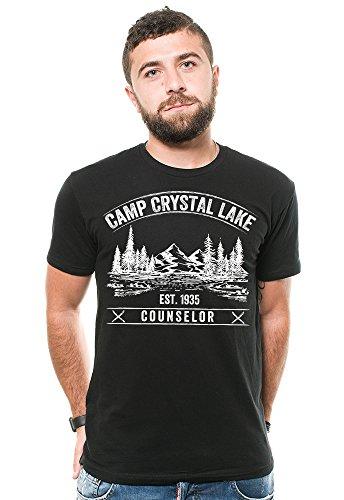 Silk Road Tees Friday 13th Camp Crystal Lake