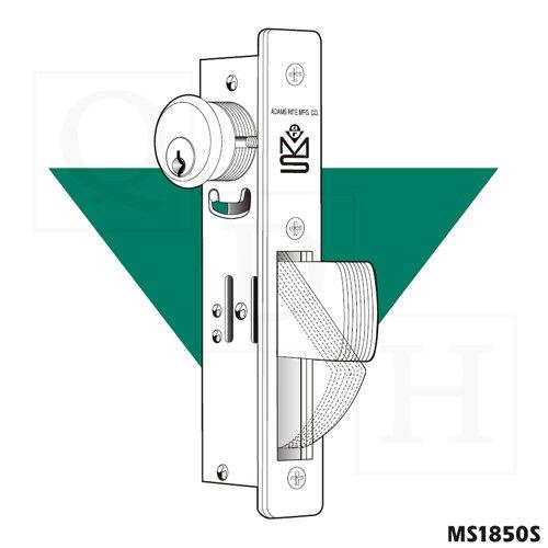 Adams Rite MS1850S Maximum Security Deadlock (steel)
