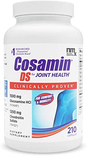Cosamin DS For Joint Health Dietary Supplement, 210 Capsules