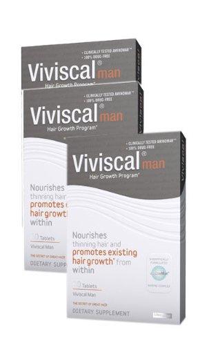 Viviscal Man Hair Nutrient Hair Loss Vitamins For …