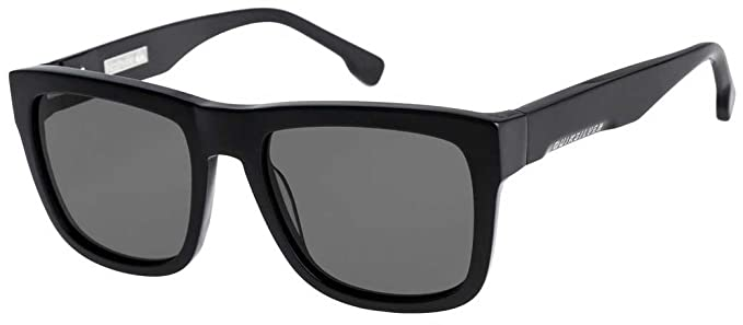 Quiksilver Mens Nashville - Sunglasses For Men Sunglasses Black One Size b67ed60fc1