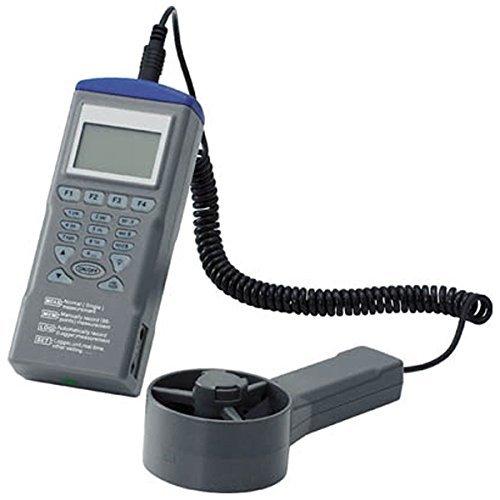 カスタム デジタル風速計 WS-02