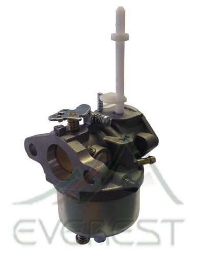 Everest New Tecumseh 632371 / 632371A Carburetor for H70 & HSK70 Snow Blower Thrower