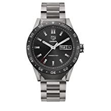 TAG Heuer CONNECTED Luxury Smart Watch (Android/iPhone) (Titanium Metal)