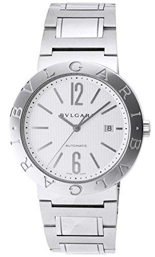 [Bulgari] Bvlgari reloj bb42wssd Auto Bulgari Bulgari blanco hombres [paralelo mercancías de importación