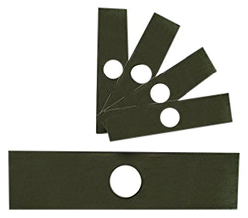MowerPartsGroup 5 Pack Edger Blades 8