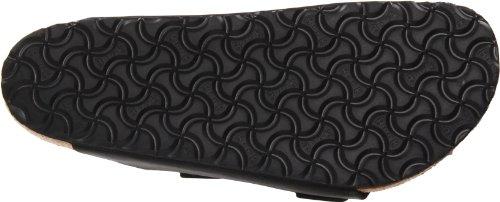 Birkenstock Arizona Femmes Noir Cuir Chaussures Sandales Pointure EU 41