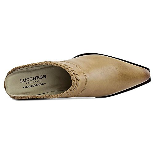 Lucchese Womens Mimi Clogs And Mules Shoes Golden Tan l2OM91c83