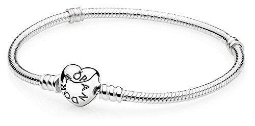 Pandora Women's Bracelet Sterling Silver ref: 590719-19