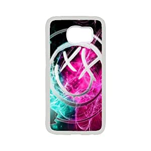 Unique Phone Case Pattern 20Blink 182 Music Band- For Samsung Galaxy S6