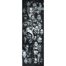 "HipHop 12""x36"" Art Print Poster"