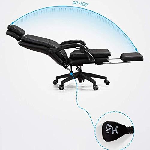 DBL Stolar hem datorstolar, liggande kontorsstolar, chef stolar, spelstolar i läder, små storlekar lyftstolar skrivbordsstolar (storlek: Kaffe)