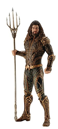DC Comics SV215 Justice League Movie Aquaman Artfx+ Statue -