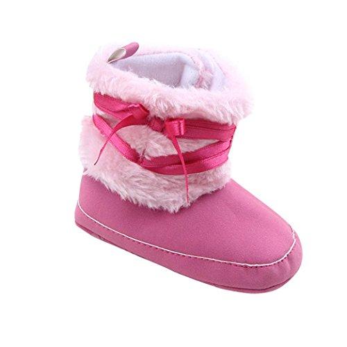 Ouneed® 3- 12 mois BeBe Cotton Boots (13)