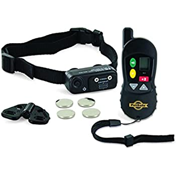 PetSafe Little Dog RemoteTraining Collar for Small and Medium Dogs from 8 - 40 lb. with Tone and Static Stimulation, Waterproof, Up to 100 Yards of Range, Electronic K-9 E-Collar