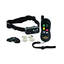 PetSafe Little Dog Remote Training Collar for Small and Medium Dogs from 8-40 lb. with Tone and Static Stimulation, Waterproof, Up to 100 Yards of Range, Electronic K-9 E-Collar