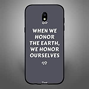 Samsung Galaxy J5 2017 When we Honor the Earth we Honour Ourselves
