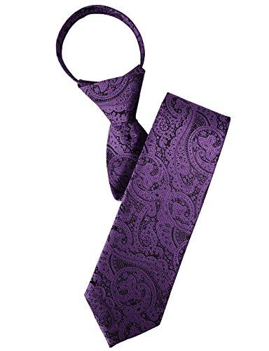 Zip Up Ties - 4