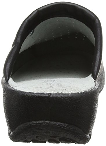 of Valore San con Infermieristica Malo Nera World Nero Zoccoli Clogs com TdSTFq