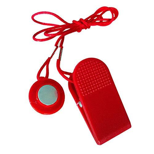 Llave de Seguridad de la Cinta de Correr-Bloqueo del Interruptor ...