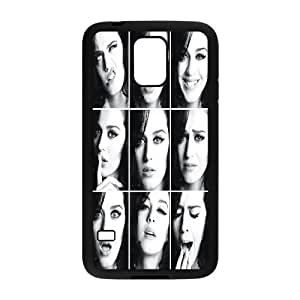 Samsung Galaxy S5 Cases Katy Perry Funny Hardshell for Girls, Case for Samsung Galaxy S5 Hardshell for Girls [Black]