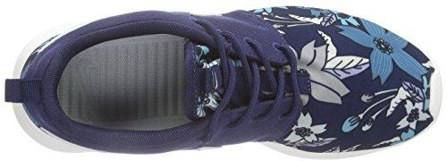 Nike Wmns Sneakers Midnight Basses sail Navy Print Roshe 431 Blau fiberglass Prem Bleu One Femmes dUcrdRq