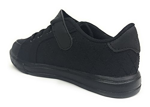 All Black Shoes For Boys