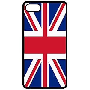 Northern Ireland Flag - Black Apple Iphone 5c Cell Phone Case - Cover