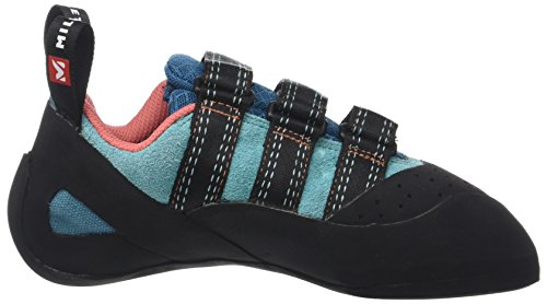 Bleu Cliffhanger LD Pool Turquoise d'escalade Chaussures Blue Femme Peach MILLET YU1qwU